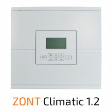 ZONT Climatic 1.2 автоматический регулятор системы отопления