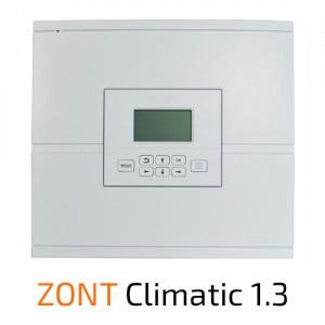 ZONT Climatic 1.3 автоматический регулятор системы отопления