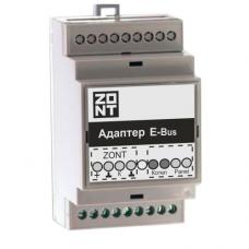 Адаптер E-BUS (725) подключения ZONT к газовым котлам по цифровой шине E-BUS
