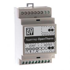 Адаптер OpenTherm (724) подключения ZONT к газовым котлам по цифровой шине OpenTherm