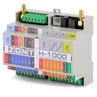ZONT H-1000 универсальный контроллер для систем отопления