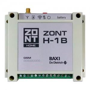 ZONT H-1B контроллер для газовых котлов BAXI и De Dietrich