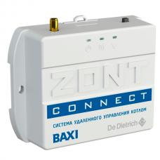 ZONT CONNECT GSM термостат для газовых котлов BAXI и De Dietrich