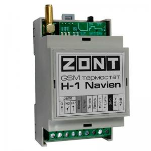 ZONT H-1 Navien GSM термостат для газовых котлов Navien купить, цена, отзывы, характеристики, официальный магазин | Москва, Волоколамское шоссе, 103, тел. +7 (495) 208-00-68