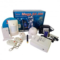 Mega SX-300 комплект GSM-сигнализации для дома, квартиры