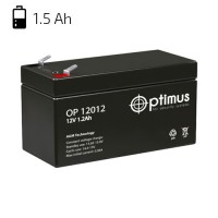 Аккумулятор резервного питания ZONT 12V/1,5 Ah свинцово-кислотный
