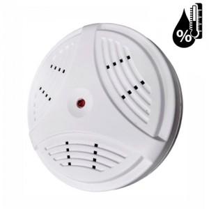 Радиодатчик температуры и влажности комнатный МЛ-745