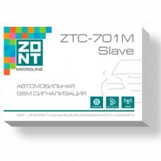 ZTC-701M Slave автомобильная GSM-сигнализация ZONT