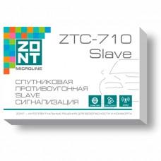ZTC-710 Slave спутниковая противоугонная слэйв-сигнализация