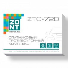 ZTC-720 спутниковый противоугонный комплекс ZONT