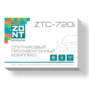 ZTC-720i спутниковый противоугонный комплекс ZONT