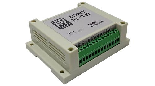 ZONT H-1B контроллер для газовых котлов BAXI и De Dietrich купить, цена, отзывы, характеристики, официальный магазин | Москва, Волоколамское шоссе, 103, тел. +7 (495) 208-00-68